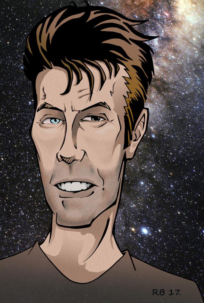 David Bowie line 02